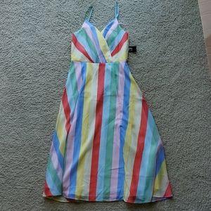 Lulus stripe dress